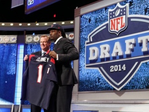 THE #1 pick in 2014 Photo courtesy of usatoday.com